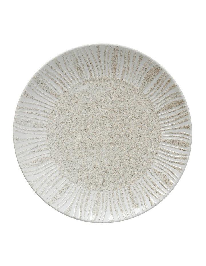Solaris Coupe Plate 27cm Sand image 1