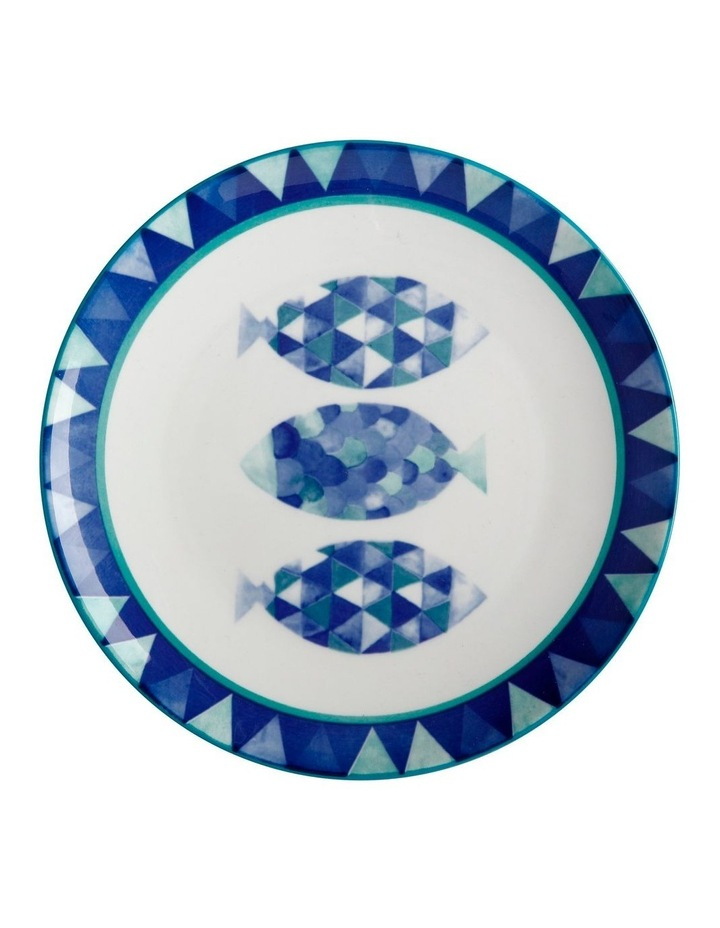 Reef Side Plate 20cm Fish image 1