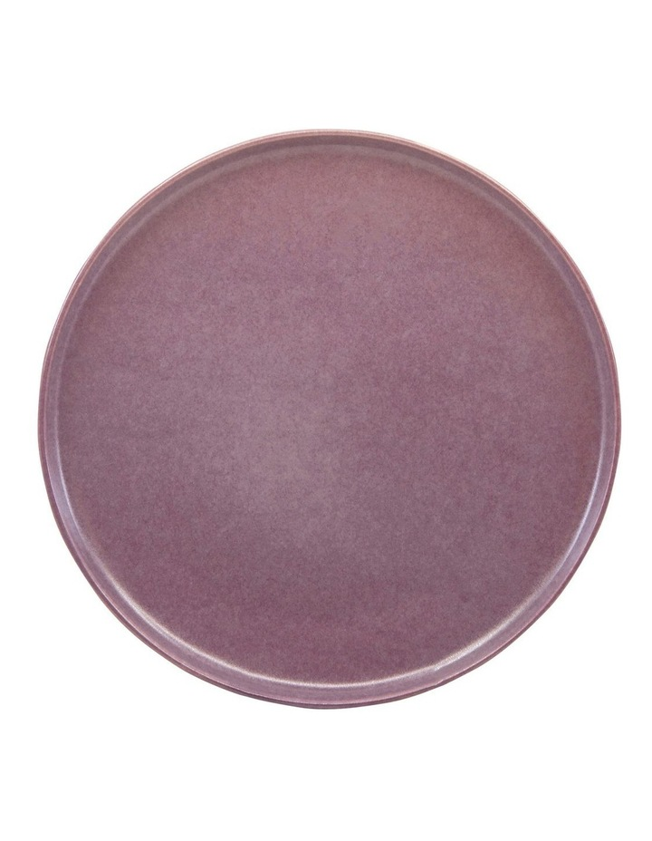 HUE Side Plate - 20cm - Purple - Set of 6 image 1