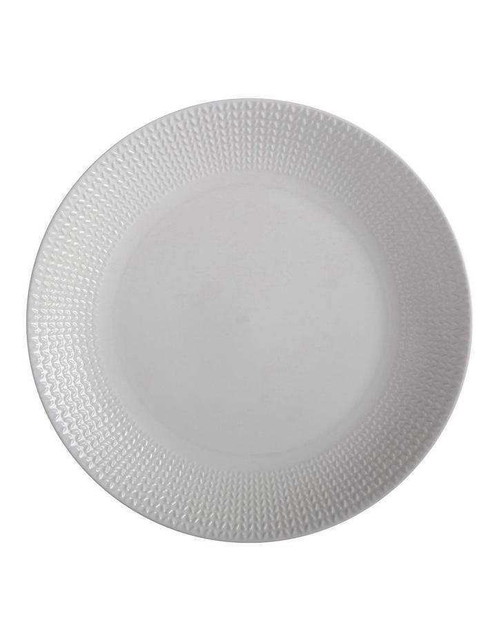Corallo Dinner Plate 27cm White image 1