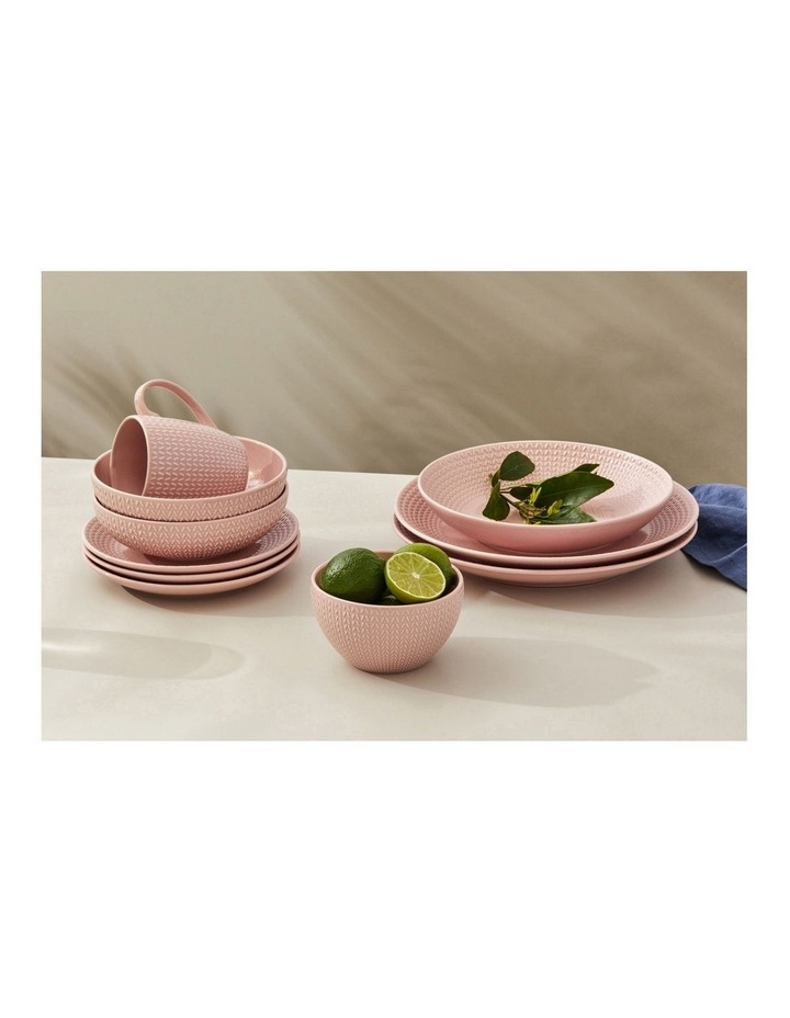 Corallo Dinner Plate 27cm Pink image 2