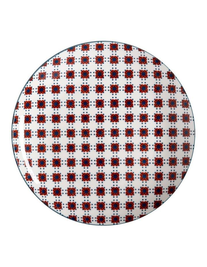 Sintra Dinner Plate 27cm Terracotta image 1