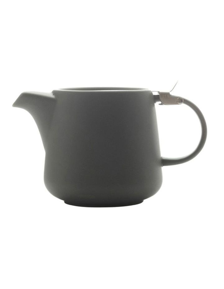 Tint Teapot 600ml - Charcoal image 1