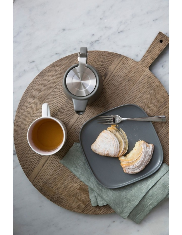 Tint Teapot 600ml - Charcoal image 4