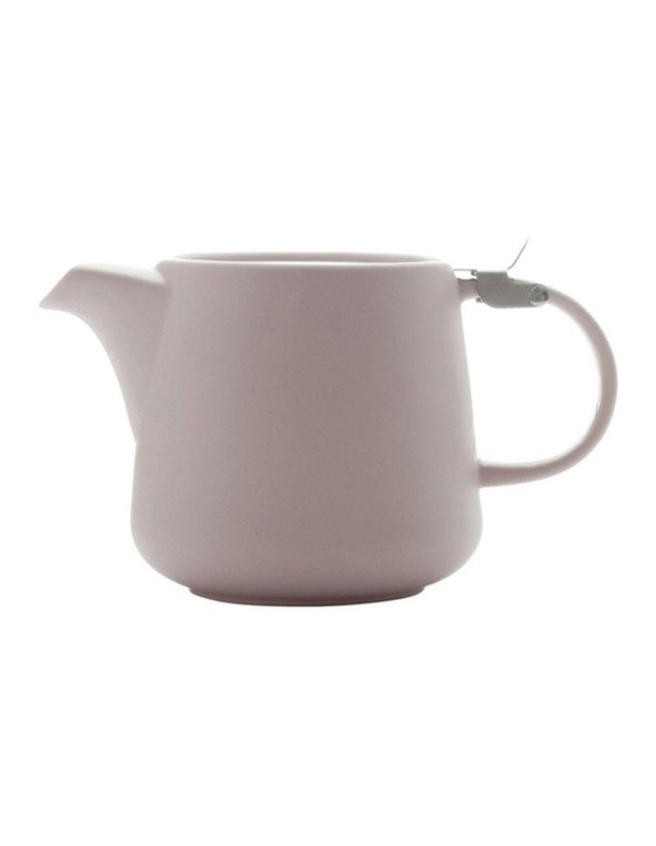 Tint Teapot 600ml - Rose image 1