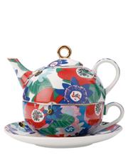 Teas & C's Glastonbury Tea For 1 300ML Passion vine Gift Boxed