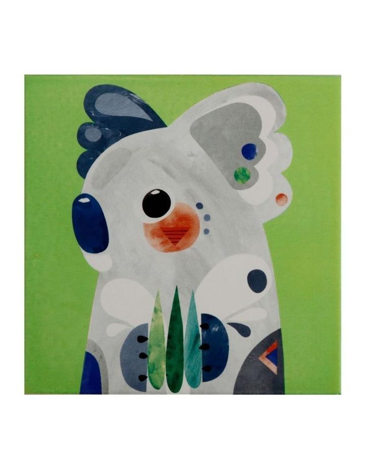 Pete Cromer Ceramic Square Tile Trivet 20cm Koala image 1