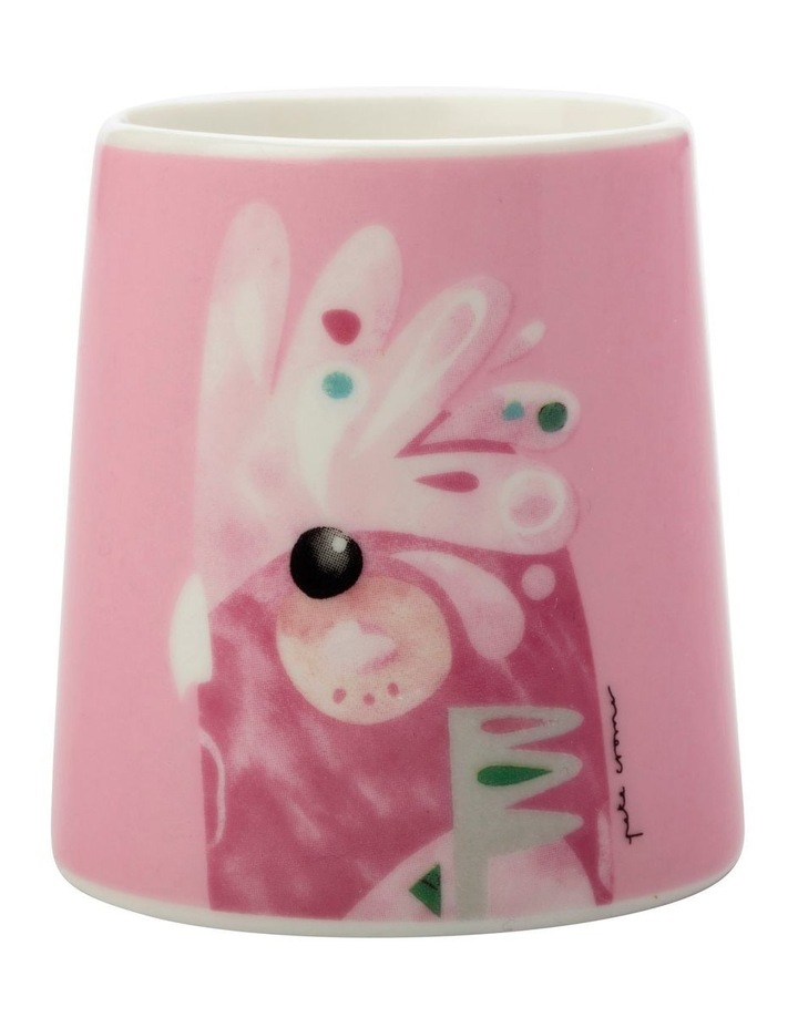 Pete Cromer Egg Cup Galah image 1