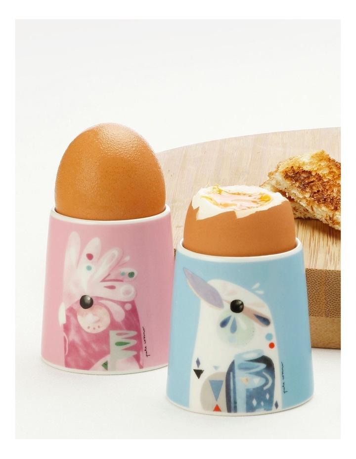 Pete Cromer Egg Cup Galah image 2