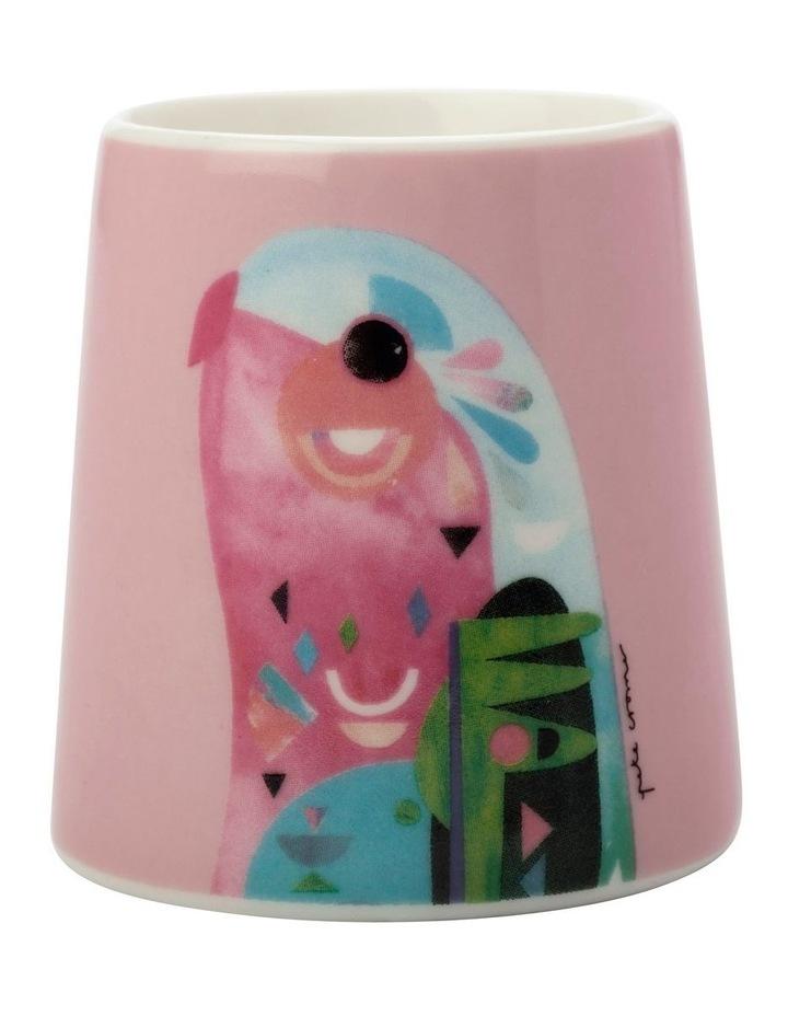 Pete Cromer Egg Cup Parrot image 1