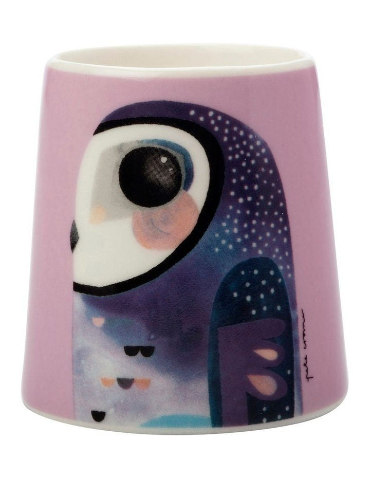 Pete Cromer Egg Cup Owl image 1