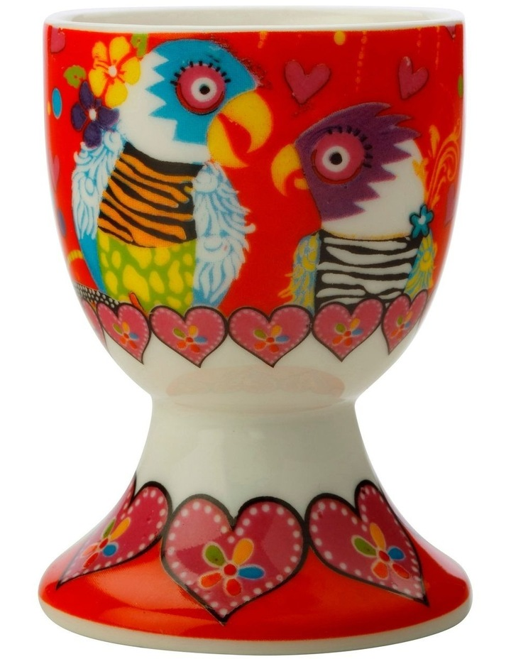 Love Hearts Egg Cup Tiger Tiger image 1