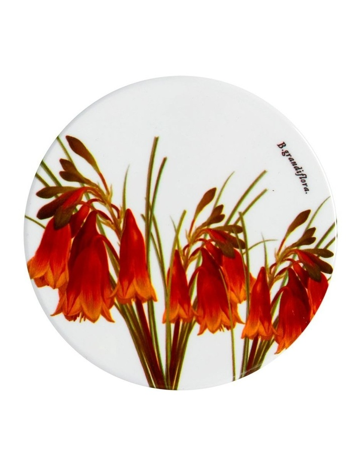 Royal Botanic Garden Ceramic Round Coaster 9.5cm Bells image 1