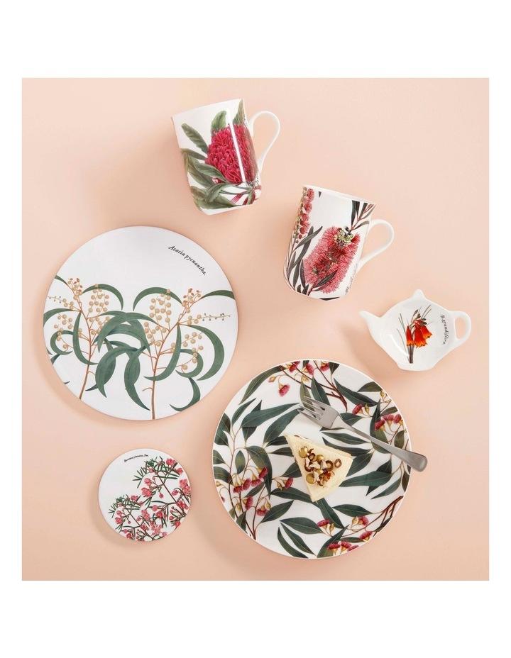 Royal Botanic Garden Ceramic Round Coaster 9.5cm Boronia image 2