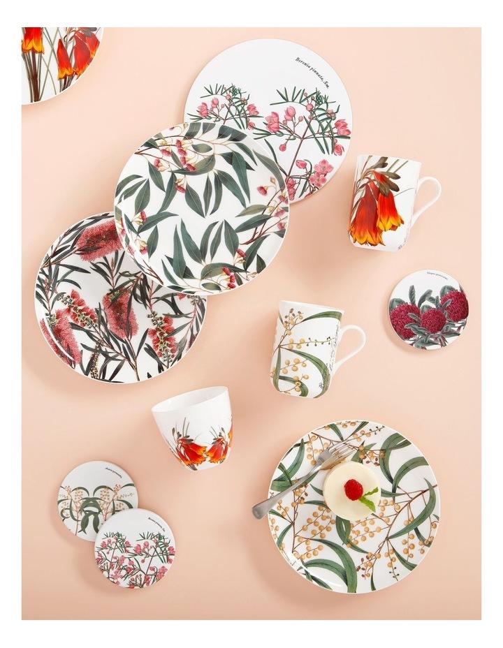 Royal Botanic Garden Ceramic Round Trivet 20cm Boronia image 2