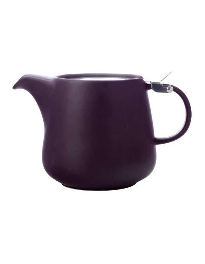 Tint Teapot 600ML Aubergine image 1