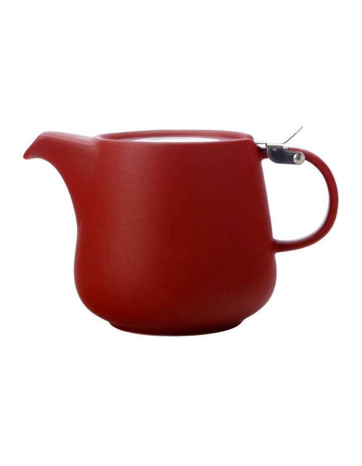 Tint Teapot 600ML Burgundy image 1