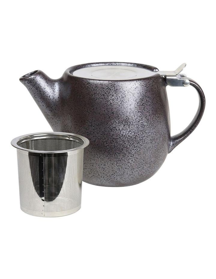 Earth Teapot - Earth Black image 2
