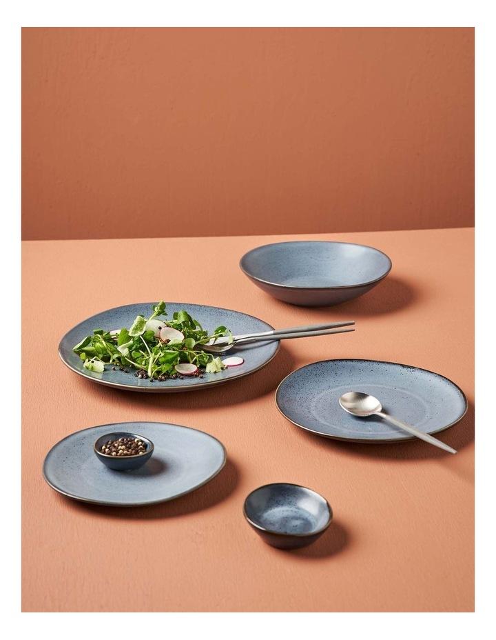 Large Dish/Blue Storm Mason image 2