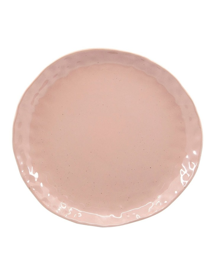 NOMAD Plate - 28cm - Blush - Set of 4 image 3