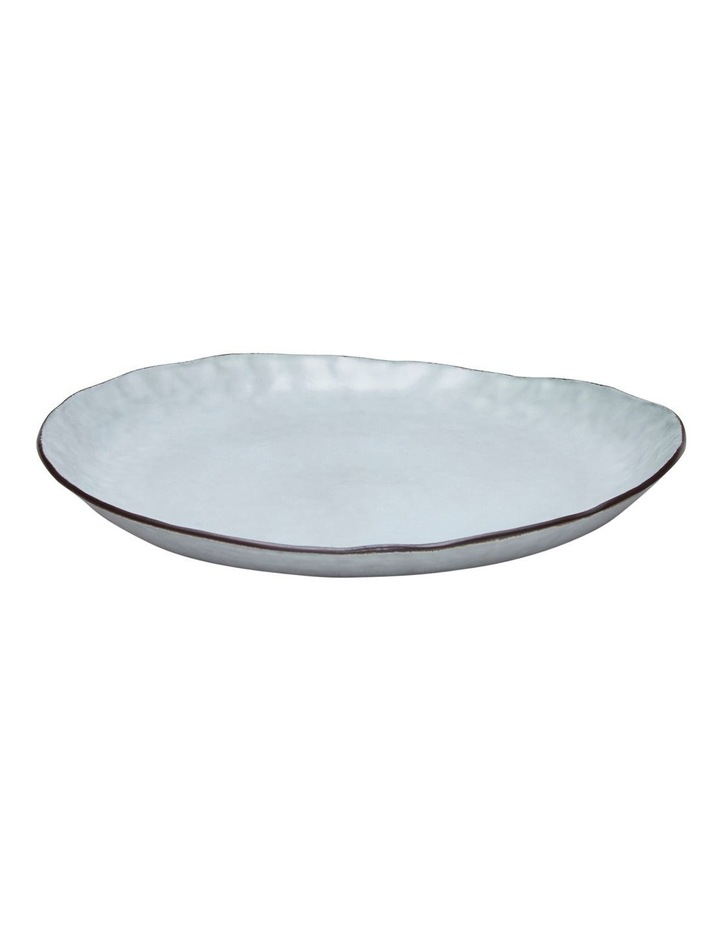 NOMAD Dinner Plate - 28cm - Grey - Set of 4 image 2