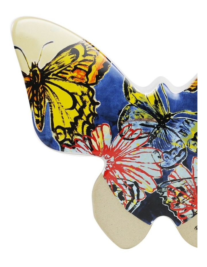 Bromley Hanging Wall Butterfly Large - Butterflies Dip Painted 3 image 2