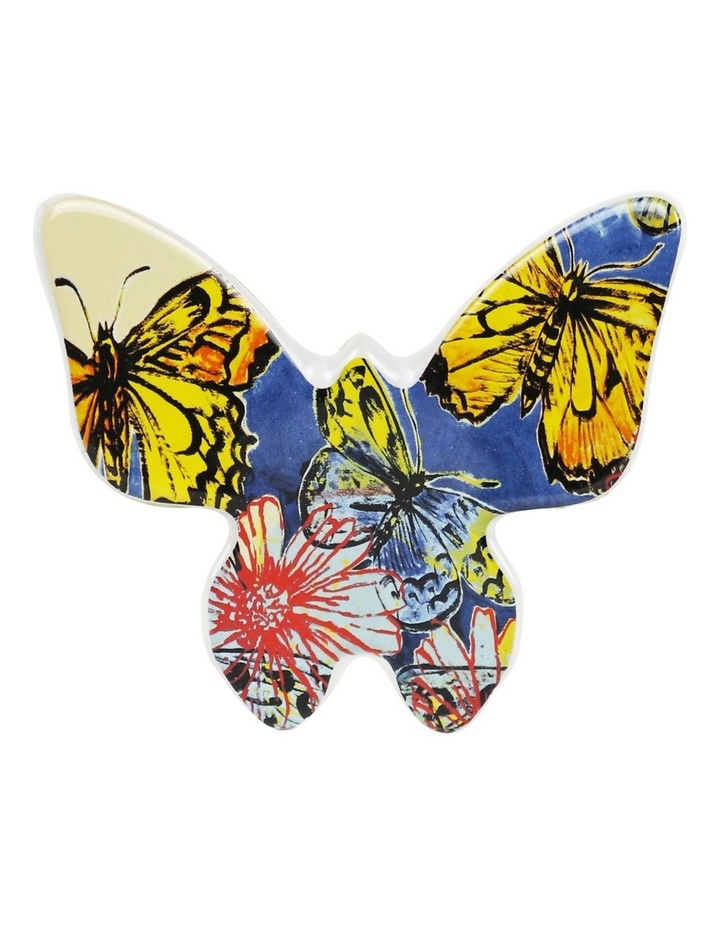 Bromley Hanging Wall Butterfly Small - Butterflies Dip Painted 3 image 1