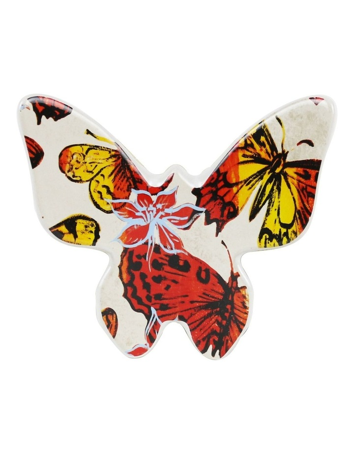 Bromley Hanging Wall Butterfly Small - Red Butterflies image 1