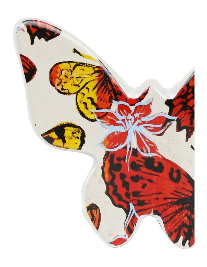 Bromley Hanging Wall Butterfly Small - Red Butterflies image 2