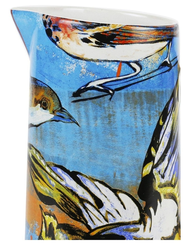 Bromley Large Jug with Handle - 5 x Birds image 2