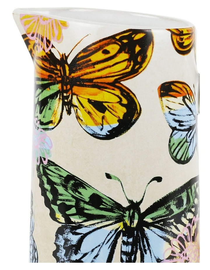 Bromley Large Jug with Handle - DB Butterflies Extra 2 image 2