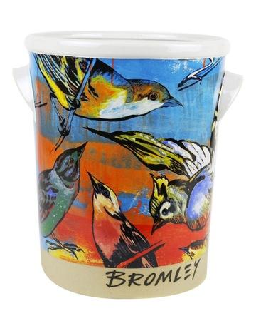 5 X Birds colour