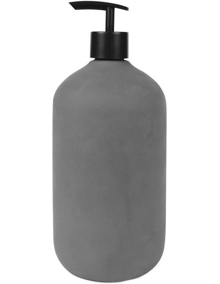 Pill Lotion Bottle - 1200ml Black image 1