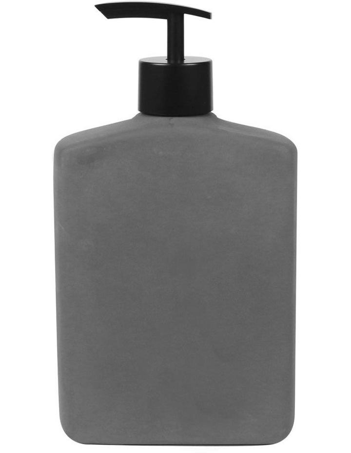 Flask Lotion Bottle - 500ml Black image 1