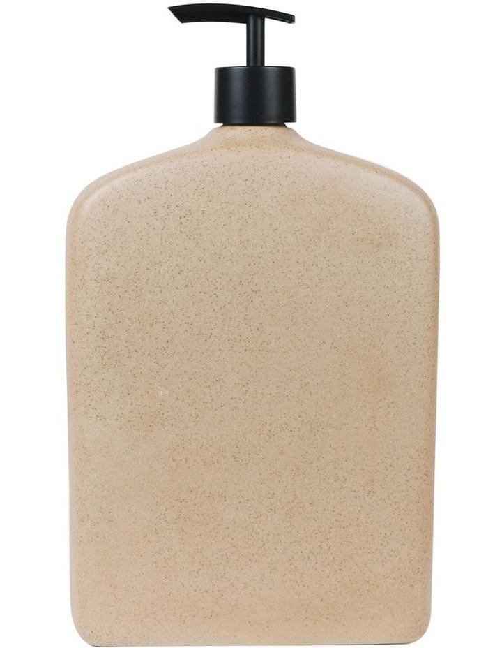 Flask Lotion Bottle - 1500ml Granite image 1