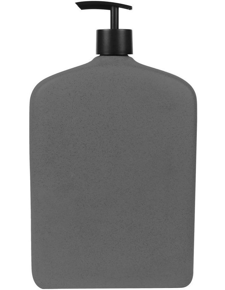 Flask Lotion Bottle - 1500ml Black image 1