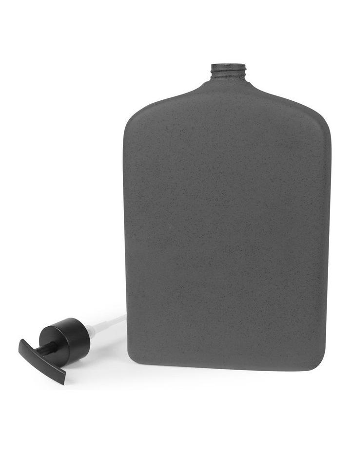 Flask Lotion Bottle - 1500ml Black image 2
