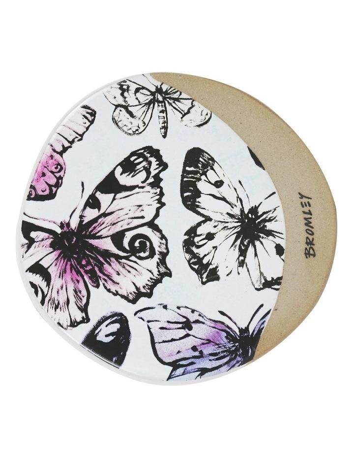 Robert Gordon X Bromley Coaster Rnd - Butterflies image 1