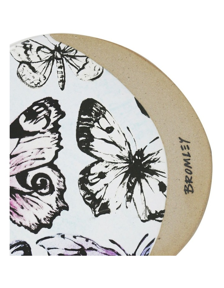 Robert Gordon X Bromley Coaster Rnd - Butterflies image 2