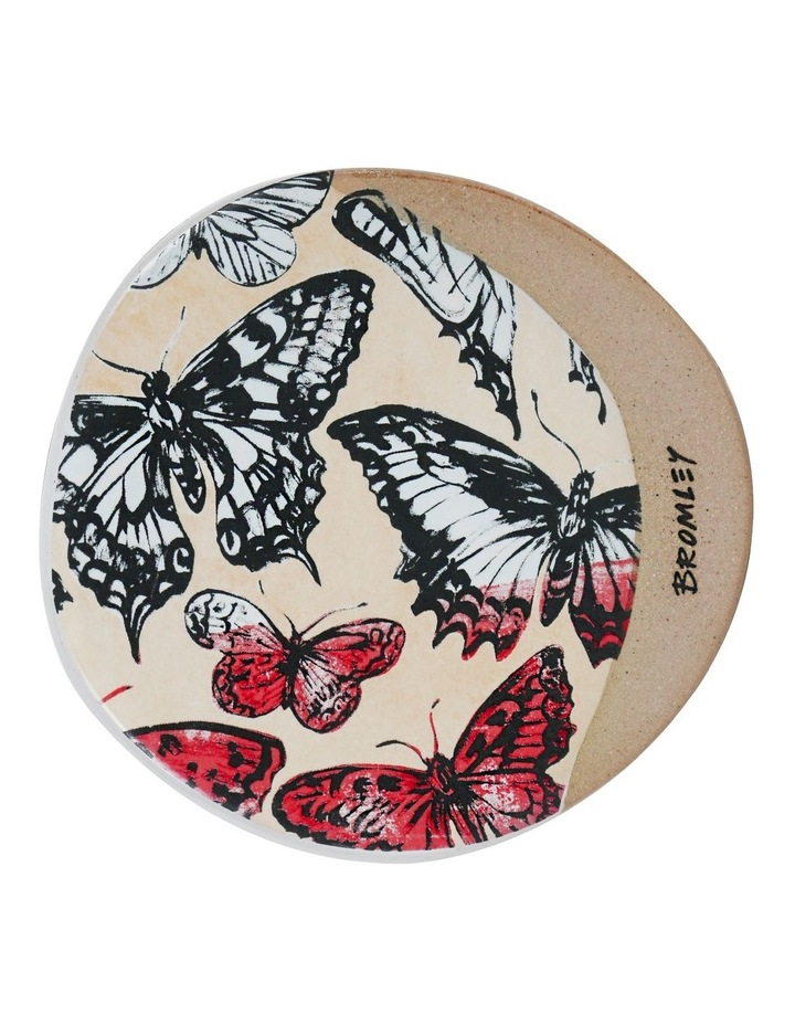 Robert Gordon X Bromley Coaster Rnd - Gold Butterflies image 1