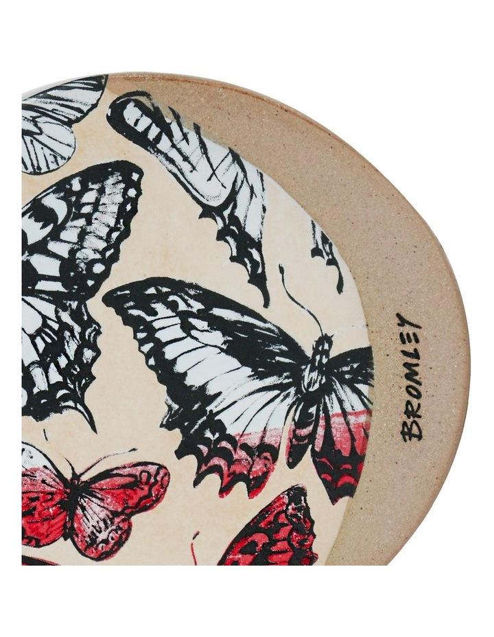 Robert Gordon X Bromley Coaster Rnd - Gold Butterflies image 2