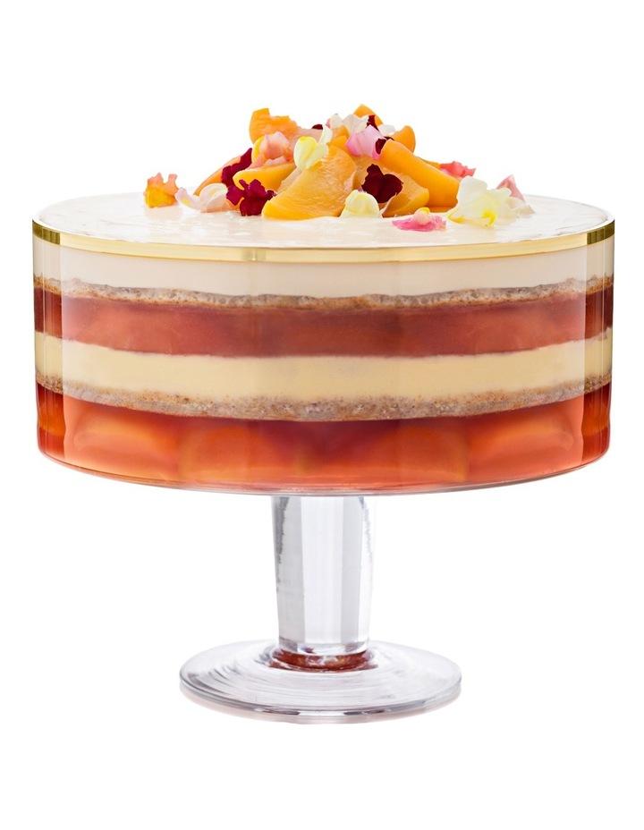 Valencia Trifle Bowl - Gold image 2