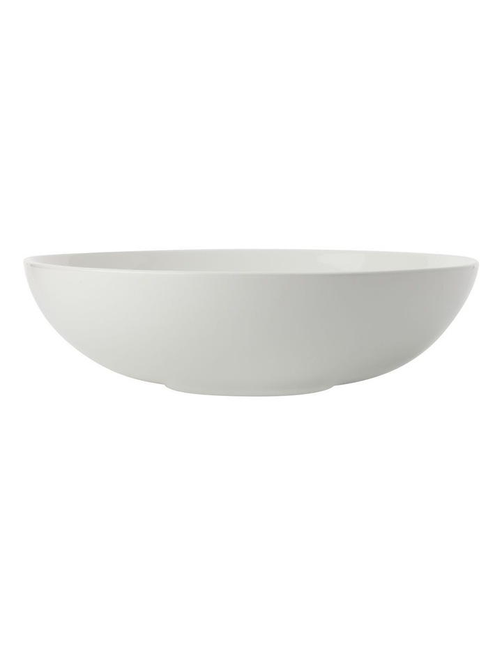 White Basics Serving Bowl 36x10cm image 1
