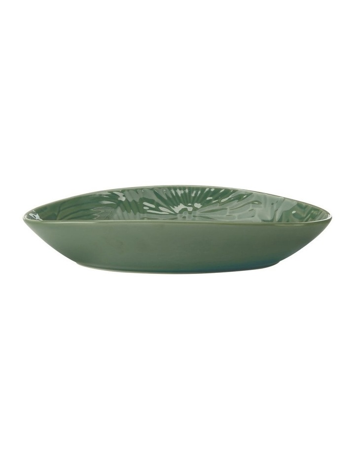 Panama Oval Serving Bowl 24x17cm Kiwi Gift Boxed image 1