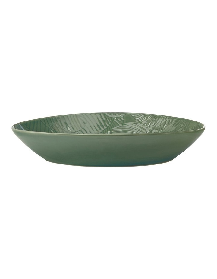 Panama Oval Serving Bowl 32x23cm Kiwi Gift Boxed image 1