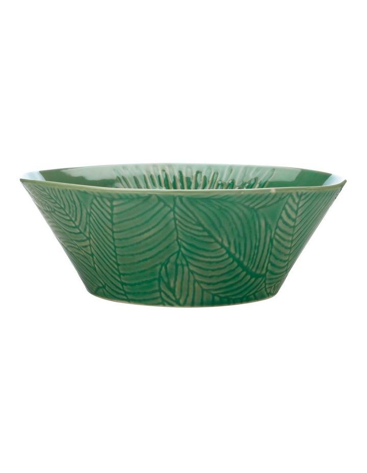 Panama Conical Bowl Flower 15cm Kiwi image 1