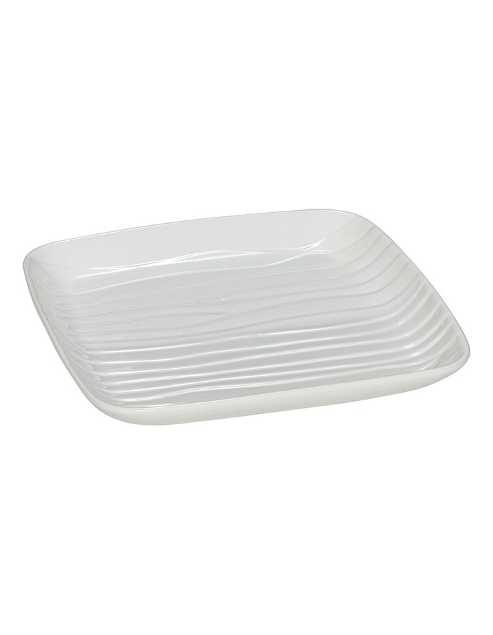 Groove Square Platter White Large 38cm image 1