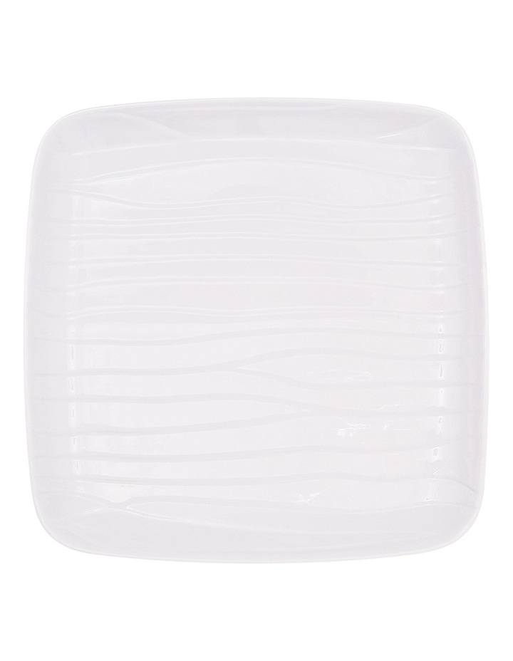 Groove Square Platter White Large 38cm image 2