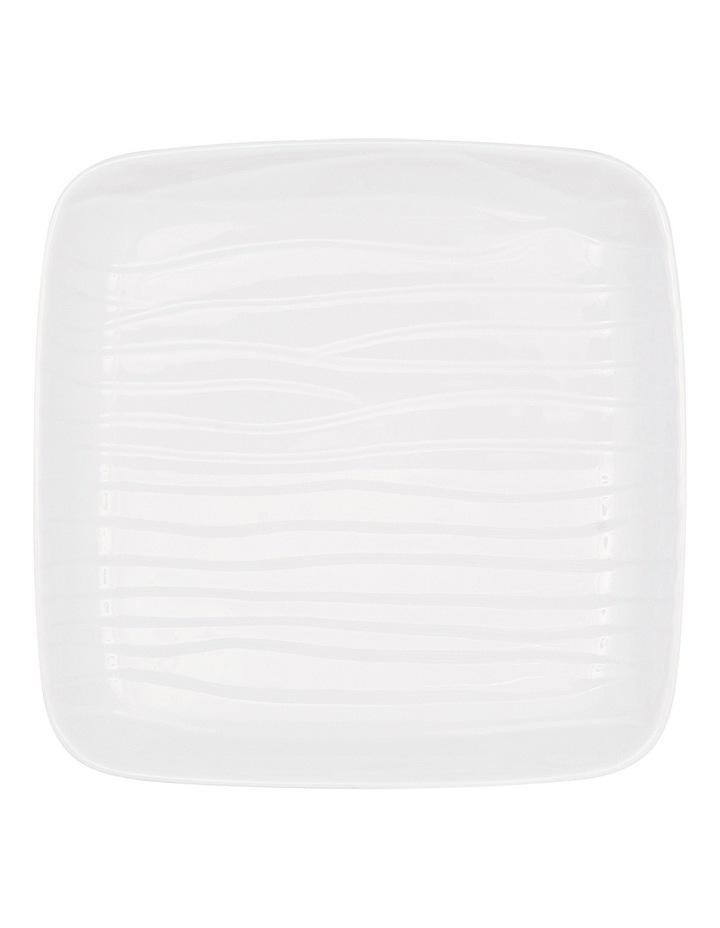 Groove Square Platter White Medium 30cm image 2