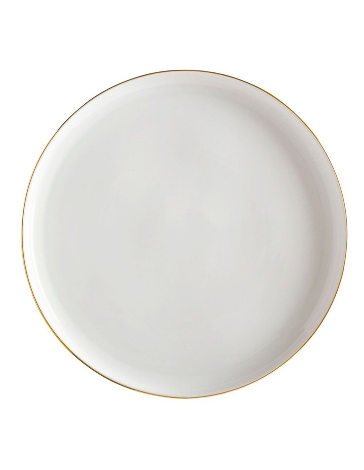 Oro Round Platter 31cm White Gift Boxed image 1